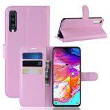 Чехол для Samsung Galaxy A70 (розовый)