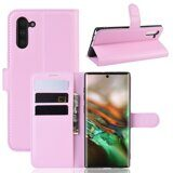Чехол для Samsung Galaxy Note 10 (розовый)