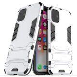 Чехол Duty Armor для iPhone 11 (серебряный)