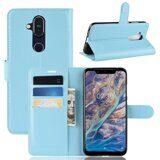 Чехол для Nokia 8.1 (голубой)