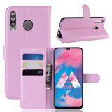 Чехол для Samsung Galaxy M30 (розовый)