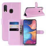 Чехол для Samsung Galaxy A20e (розовый)