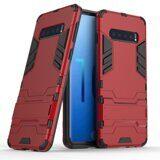Чехол Duty Armor для Samsung Galaxy S10 (красный)