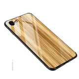 Чехол-накладка для iPhone 8 / iPhone 7 / iPhone SE (2020) (Wood Grain)