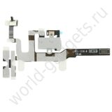 Модуль Audio Jack Ribbon Flex Cable для iPhone 4s (белый)