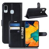 Чехол для Samsung Galaxy A30 / A20 (черный)