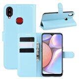 Чехол для Samsung Galaxy A10s (голубой)